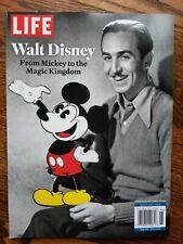 LIFE ~ WALT DISNEY ~ FROM MICKEY TO THE MAGIC KINGDOM ~ MICKEY MOUSE