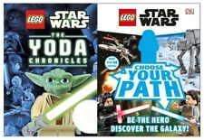 LEGO Star Wars: The Yoda Chronicles & Choose Your Path - NO MINI FIGURES