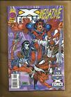 X-Force Megazine 1 vfn/nm 1996 Repr New Mutants 98 first Deadpool Marvel Comics