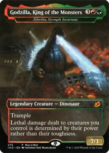 EDH Godzilla Deck - Commander MTG Magic the Gathering