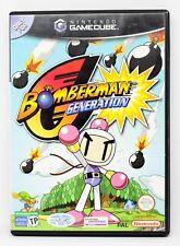 BOMBERMAN G GENERATION - GAMECUBE GC GAME CUBE - PAL ESPAÑA - GENERATIONS