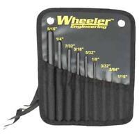 Wheeler 204513 Roll Pin Punch 9 Piece Gun Smithing Tool Set