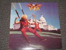 Sammy Hagar- VOA- OOP 1984 Geffen Rec. GHS24043 w/ inner sleeve LP EX EX