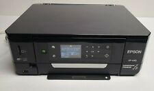 Epson Expression Premium XP-640 All-In-One Inkjet CD/DVD Printer And Cord Tested
