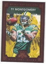 2015 Gridiron Kings Bronze Frame RC #118 Ty Montgomery Green Bay Packers ROOKIE