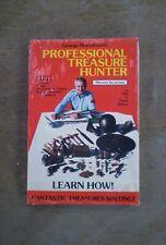 Professional Treasure Hunter George Mroczkowski Book Sealed New Metal Detecting