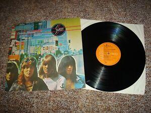The Sweet - LP - Desolation Boulevard - RCA Victor LPL 1-5080 - 1974