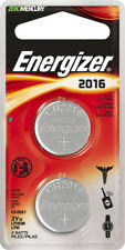 Energizer 2016 Battery 3V Battery 2-pack Knife 2016BP-2N Reliable performance in