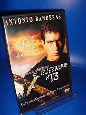 Pelicula EN DVD EL GUERRERO Nº13 de John Mctiernan