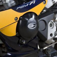 Honda CBR900 Fireblade 2001 R&G Racing Engine Case Cover PAIR KEC0044BK Black