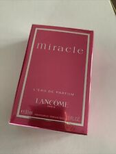 Lancome Miracle L'eau De Parfum 30ml BNIB Sealed RRP£45