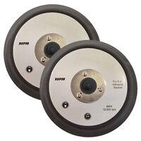 "6"" Sandar pad PSA/Adhesive back replaces Porter Cable16000 2 per pack- RSP39-K"