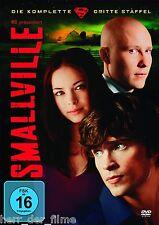 SMALLVILLE, Staffel 3 (Tom Welling), 6 DVDs NEU+OVP
