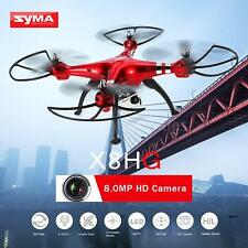 Syma X8HG RC Quadcopter Drone 2.4G 8.0MP Camera Barometer Height Headless Mode