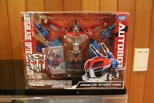 Transformers Animated Autobot Commander Wing Blade Optimus Prime