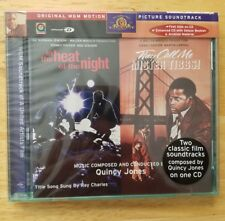 In the Heat of the Night They Call Me Mr. Tibbs! MGM Sdk CD NEW RARE