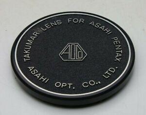 ASAHI PENTAX 6x7 Objektiv Front-Deckel 67mm z.B. für 4/300mm  F2