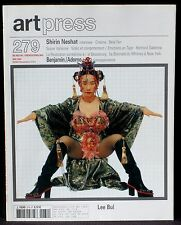 Art press 279 : Shirin Neshat Art italien Gadenne Benjamin Adorno Lee Bull  NM