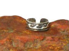 Adjustable TOE  RING  Sterling  Silver  925