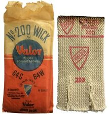 Valor Paraffin Heater Wick No 200 for Boiling Stoves 64C 64W - without carrier