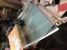 1968 PONTIAC GTO LeMans - Door Glass Passenger Side SOFT RAY OEM