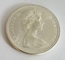 1867-1967- Proof like Canada Silver Dollar Flying Goose  avg cir(.800 fine)