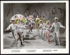 MAMIE VAN DOREN & PIPER LAURIE busty leggy chorus girls 1955 VINTAGE ORIG PHOTO