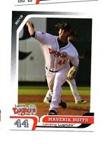 Maverik Buffo 2018 Lansing Lugnuts team set card Salem UT Brigham Young
