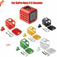 1*CNC Aluminium Protective Case Cover Housing Shell For GoPro Hero 4/ 5 Session