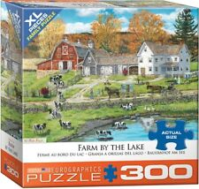 Farm by the Lake 300 Large Format Piece Puzzle