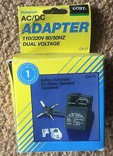 ac / dc adaptor dual voltage 110/220v Travel