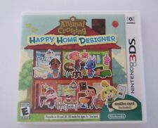 Animal Crossing: Happy Home Designer Nintendo 3DS DS Game 2015