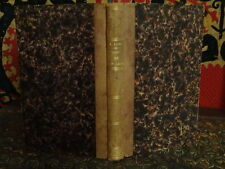 Promenades hors de mon jardin Alphonse Karr 1856 Edition Originale
