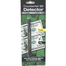 100 Counterfeit Bill Detector Pens Only $1.25each