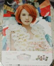 Rainie Yang Angel Wings 2013 Taiwan Promo Poster (Ver.D)