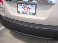 OEM 2011 - 2013 Kia Sorento BLACK REAR BUMPER SCUFF PROTECTOR Step Pad