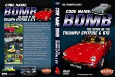 Codename Bomb - Triumph Spitfire and GT6 Story on DVD - single disc edition *NEW