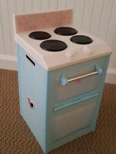 PLAYSKOOL Rose Petal Cottage toy Stove Oven  2008 Hasbro
