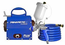 2804-T75G Mini-Mite 4™ Fuji Spray HVLP PLATINUM System w/ FREE Gun Cleaning Kit