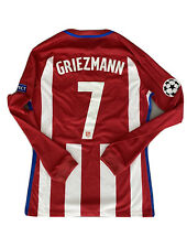 GRIEZMANN #7 Atletico Madrid PLAYER ISSUE