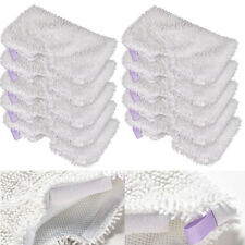 10 Pcs Microfiber Steam Mop Pocket Pads for Shark S3501, S3601, S3801, S3901