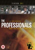 The Professionals: Season 1 DVD (2012) Gordon Jackson, Wickes (DIR) cert 15