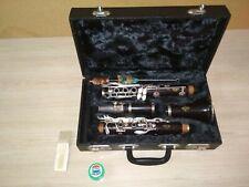 Professional wooden clarinet LEBLANC Paris.