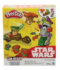 NEW Play Doh Star Wars Can Heads Mission On Endor from Mr Toys Disney Age 3+
