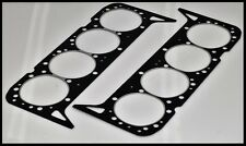 SBC CHEVY 350 355 383 HEAD GASKETS FOR CAST IRON HEADS .050 THICK ONE PAIR