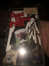 Psp Dead Head Fred American Version Region 1
