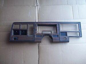 74-78 Dash Speedometer Instrument Gauge Bezel Face Fascia Mopar Full Size