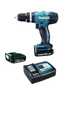 Perceuse à Percussion Makita Bhp343rhe Perceuses Batterie 14,4 V