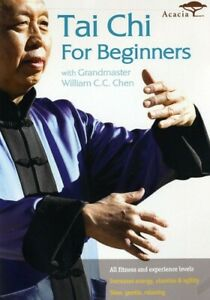 Tai Chi for Beginners With Grandmaster Chen [New DVD]
