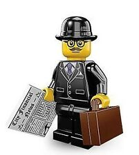 LEGO 8833 CMF Series 8 - Businessman (SEALED) minifigure